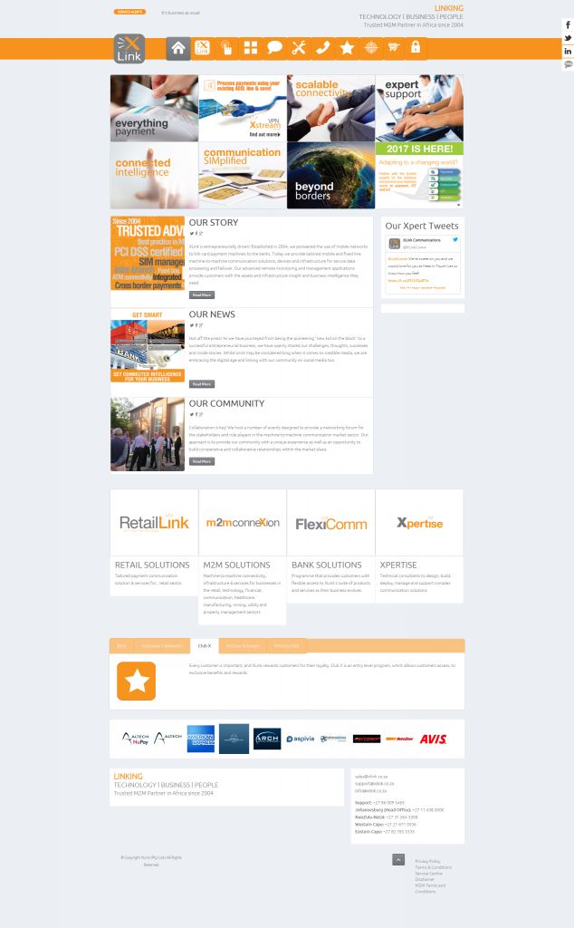 XLink Website